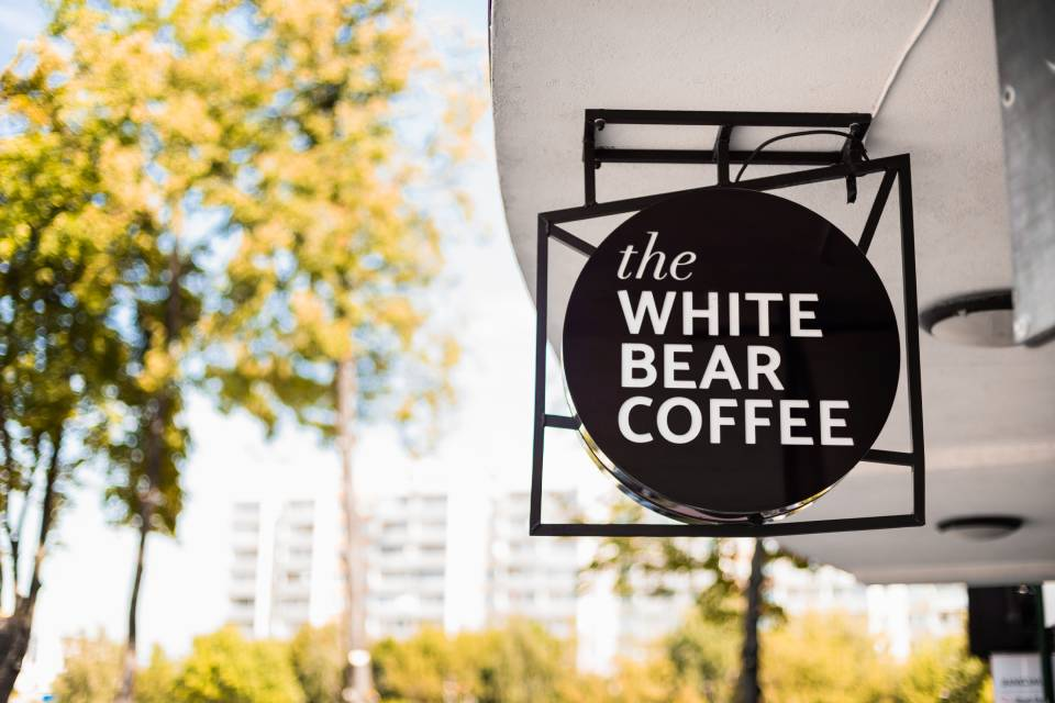 WHITE BEAR COFFEE ŻELAZNA